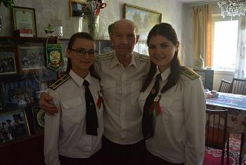 Поздравление с Днем Победы ветеранов Великой Отечественной