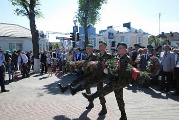 Участие в праздничных мероприятиях ко Дню Победы